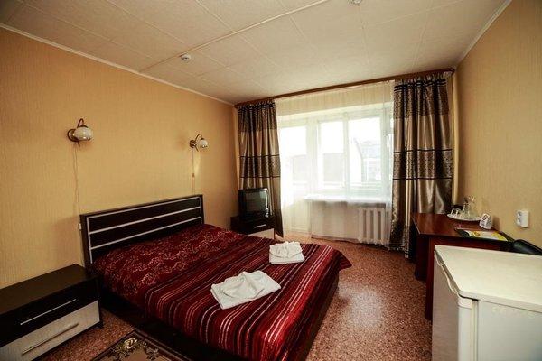 Гостиница Баргузин - фото 1