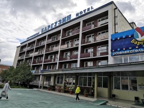 Гостиница Баргузин - фото 23