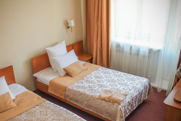 Отель Гэсэр - фото 1