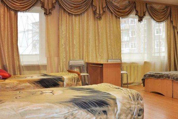 Отель «Заларинка», Улан-Удэ