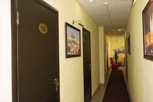 Отель Прага - фото 19