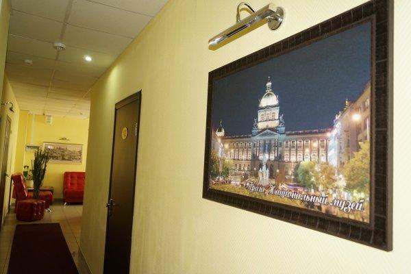 Отель Прага - фото 21