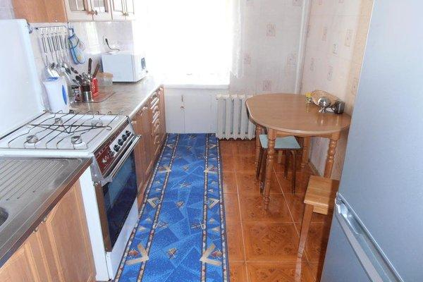 Апартаменты Строитель - фото 20