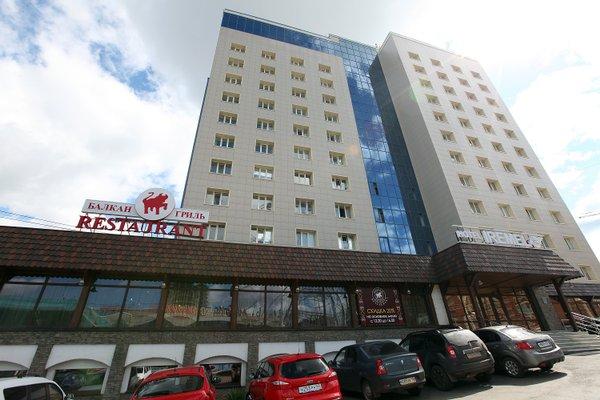 Иремель Отель - фото 22
