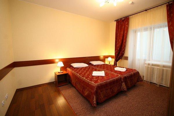 На Высоте Отель - фото 3