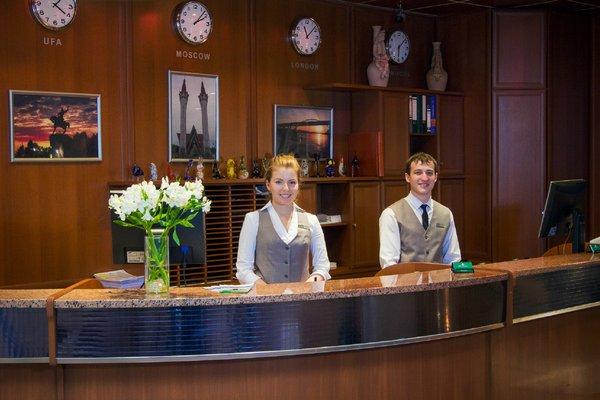 Президент Отель - фото 19