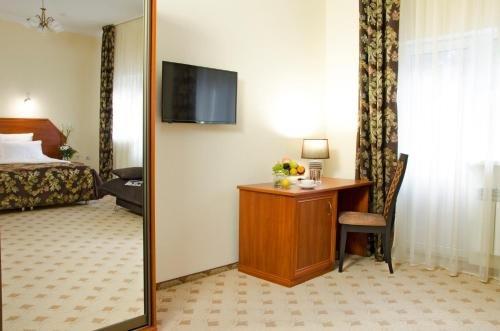 Отель Снежный Барс Чегет - фото 50