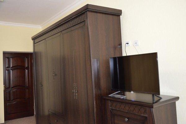 Отель Снежный Барс Чегет - фото 14