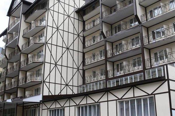 Отель Снежный Барс Чегет - фото 22