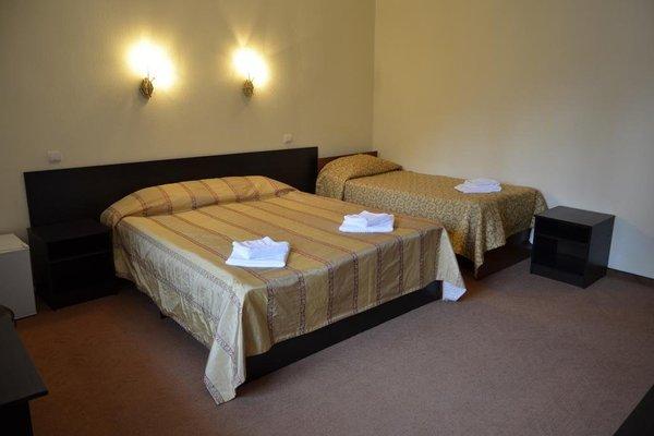 Отель Снежный Барс Чегет - фото 4