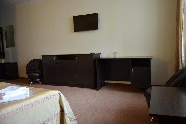 Отель Снежный Барс Чегет - фото 6