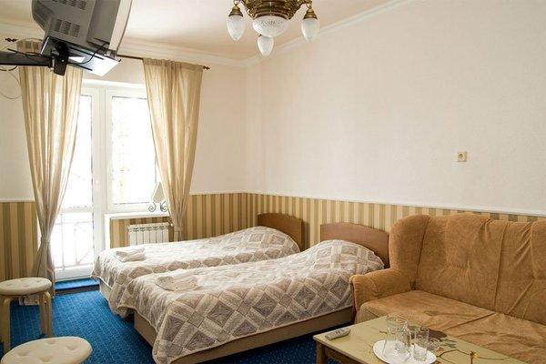 Отель «Балкария», Терскол
