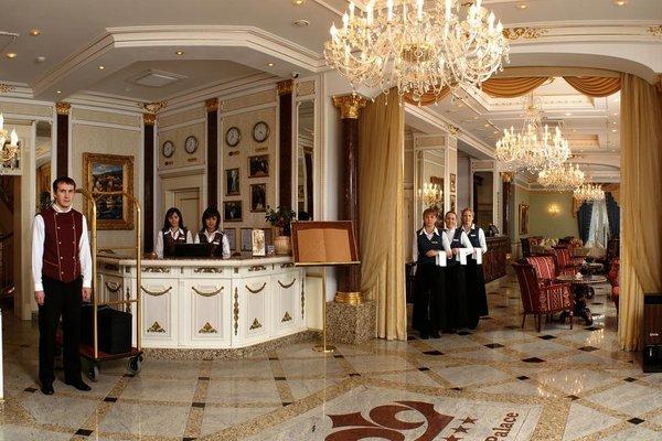 Отель Гранд Палас - фото 8