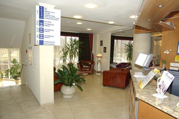 Олимп Отель - фото 11