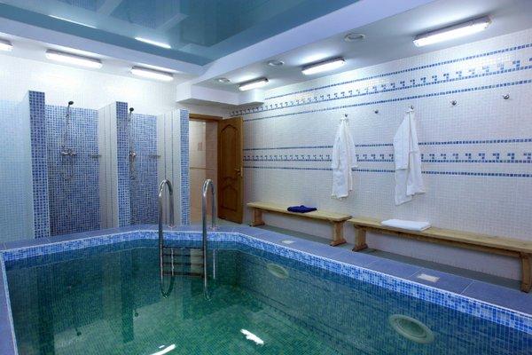 Отель  Раушен - фото 19