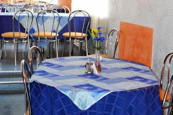 Гостиница Лазурь - фото 1