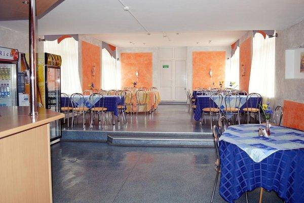 Гостиница Лазурь - фото 17