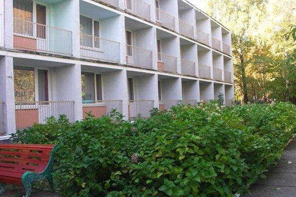 Гостиница Лазурь - фото 21