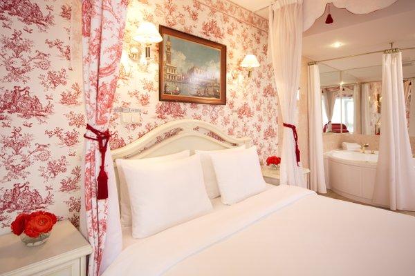Маринс Парк Отель - фото 2