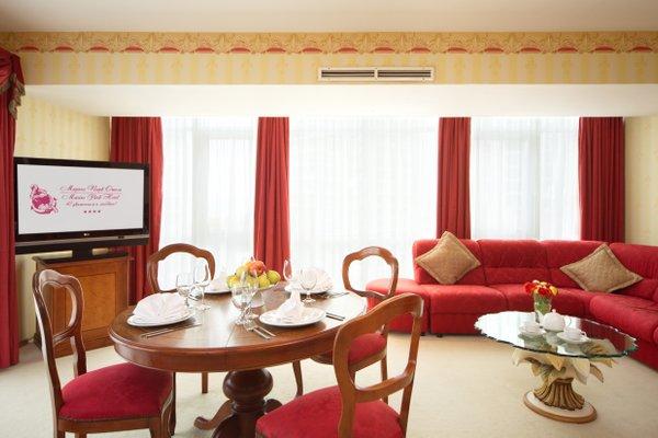 Маринс Парк Отель - фото 4