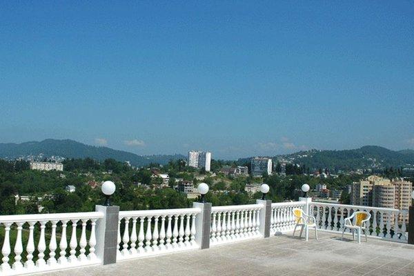 Отель У Бочарова Ручья - фото 23