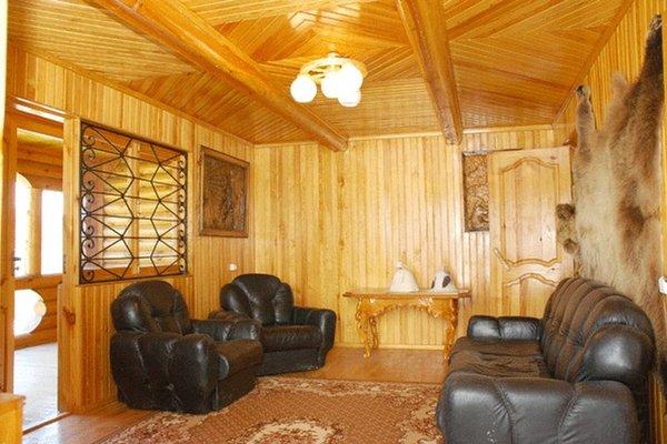 Отель У Бочарова Ручья - фото 8