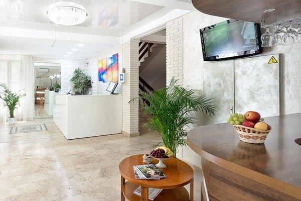 Отель Радужный - фото 10