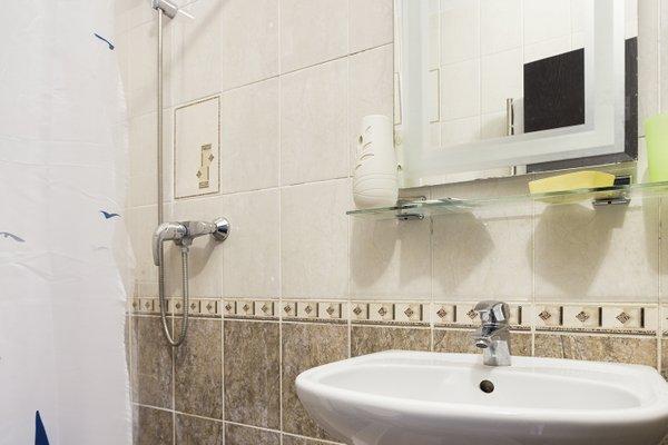 Отель Радужный - фото 11