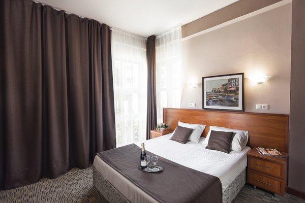 Отель Радужный - фото 2
