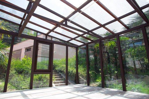 Отель Радужный - фото 23