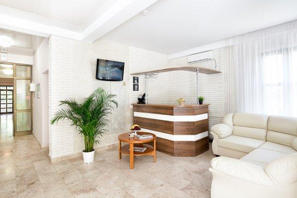 Отель Радужный - фото 8