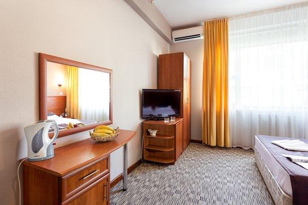 Отель Радужный - фото 9