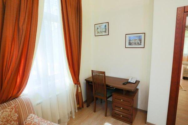 Отель «Рест-Мацеста» - фото 1