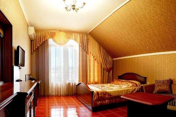 Отель Олимп - фото 1