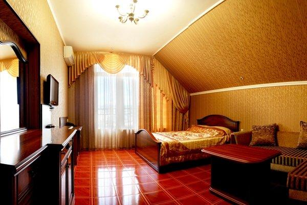Отель Олимп - фото 2