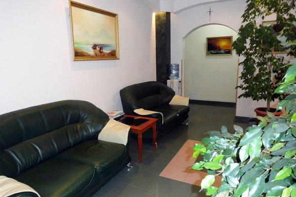 У Заполярья отель - фото 12
