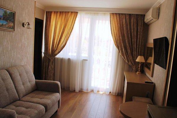У Заполярья отель - фото 2