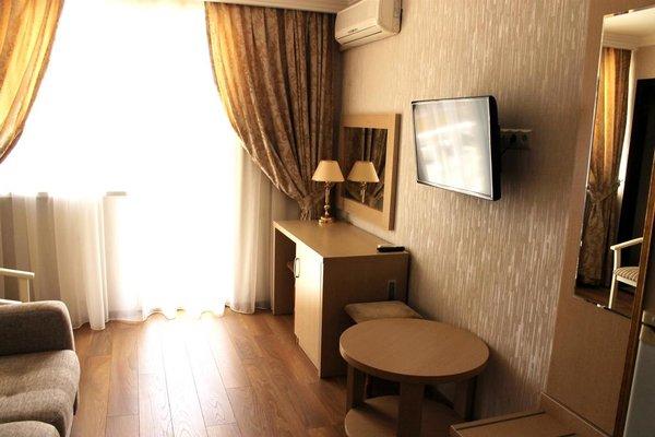 У Заполярья отель - фото 4