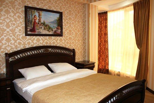 Отель Золотой Дом - фото 1