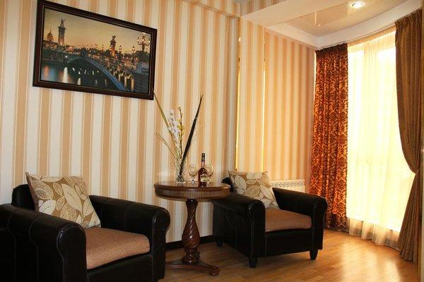 Отель Золотой Дом - фото 10