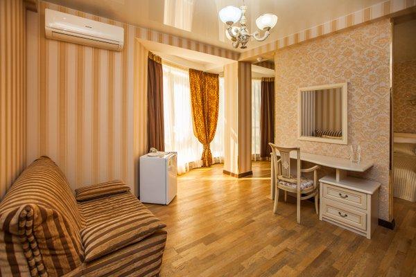 Отель Золотой Дом - фото 13