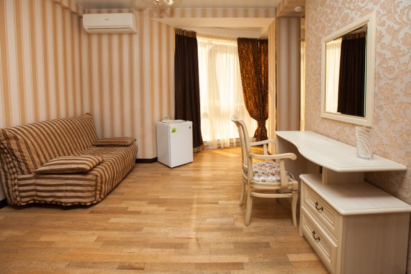 Отель Золотой Дом - фото 14