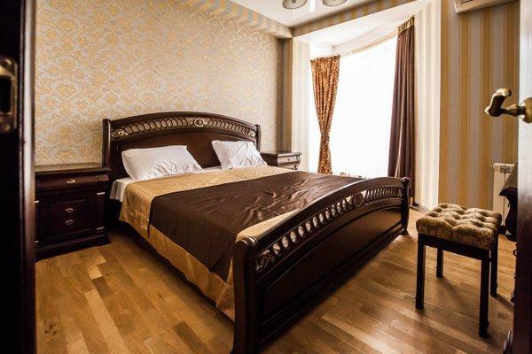 Отель Золотой Дом - фото 2