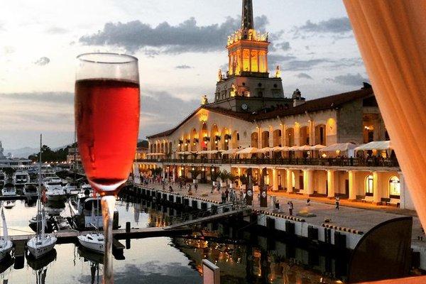 Отель Золотой Дом - фото 21