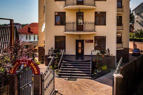 Отель Золотой Дом - фото 23