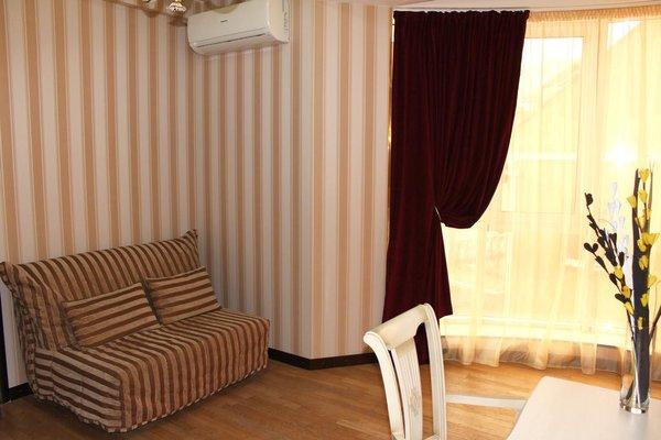 Отель Золотой Дом - фото 6