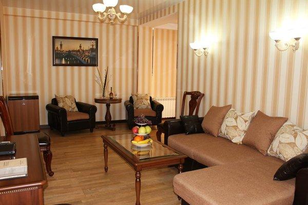 Отель Золотой Дом - фото 9