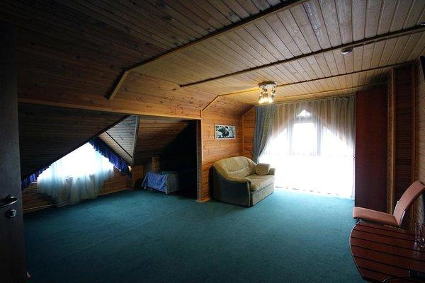 Гостиница Аквилон - фото 19