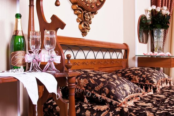 Гостиница Шале - фото 1