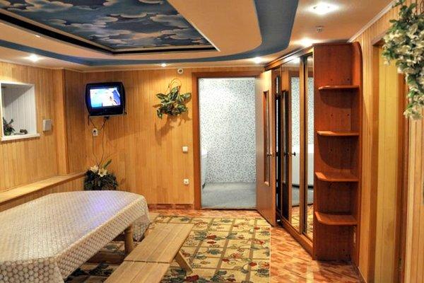 Гостиница Гавань - фото 19